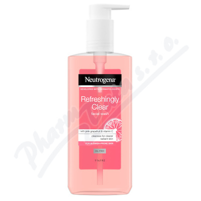 NEUTROGENA VC Pink Grapefruit mycí emulze 200 ml