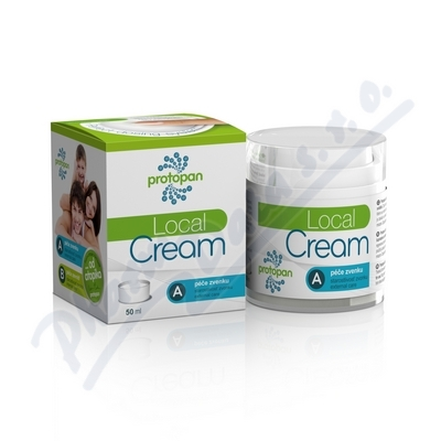 Protopan Local Cream 50ml