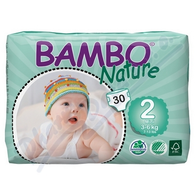 BAMBO Nature Mini plen.k. 3-6kg 30ks
