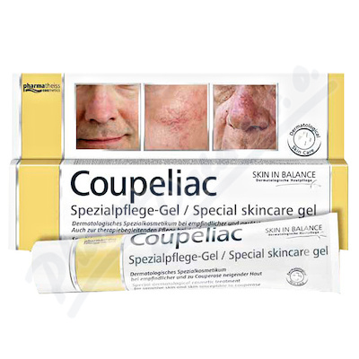 SIB Coupeliac dermatologický gel 20ml