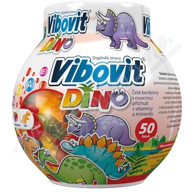 Vibovit DINO jelly 50 NEW