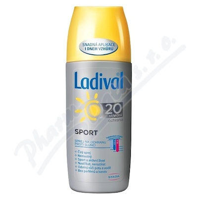 LADIVAL SPORT OF20 sprej 150ml