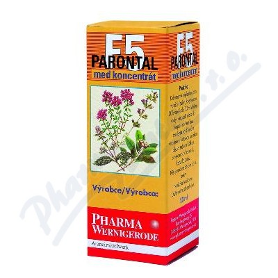 Parontal F5 med koncentrát 100 ml