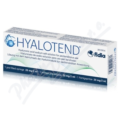 Hyalotend injekce 1x20mg/2ml