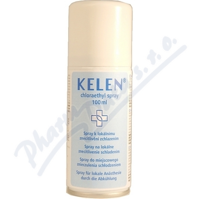 KELEN - chloraethyl spray 100 ml
