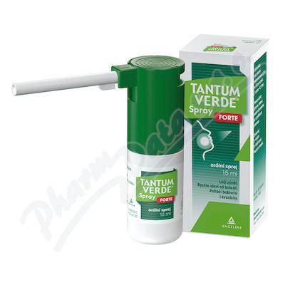 Tantum Verde Spray Forte orm.spr.15ml 0.30%