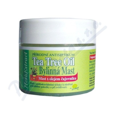 Herb Extract Tea tree oil mast 150ml