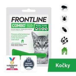 Frontline Combo Spot-on cat a.u.v.sol.1x0.5ml