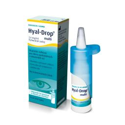 Hyal-Drop multi oční kapky 2.0 10ml